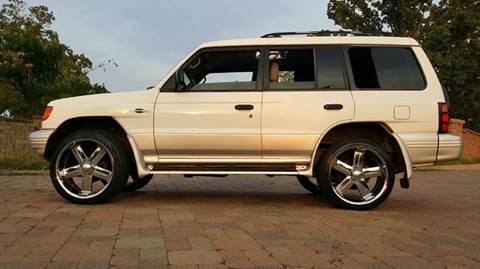 1999 Mitsubishi Montero for sale in Osage Beach, MO