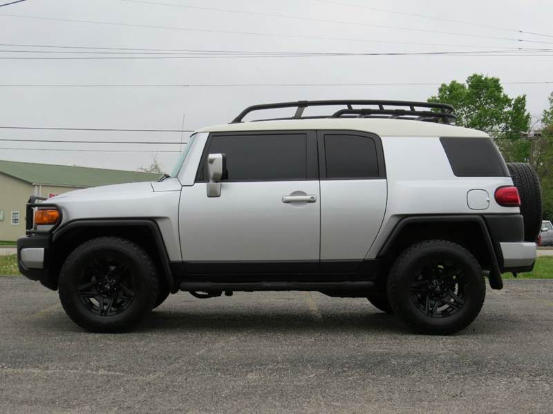 2008 toyota fj cruiser 4x4 4dr suv 5a in indianapolis in. Black Bedroom Furniture Sets. Home Design Ideas
