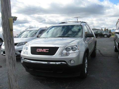 2008 GMC Acadia for sale in Angola, IN