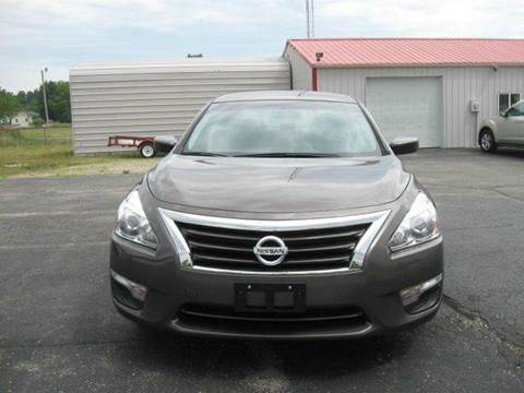 2015 Nissan Altima for sale in Angola, IN