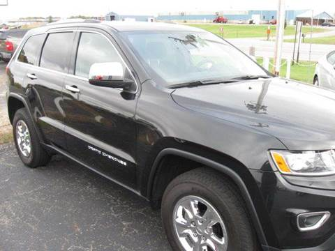 2014 Jeep Grand Cherokee for sale in Angola, IN