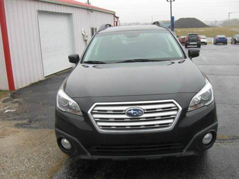 2015 Subaru Outback for sale in Angola, IN