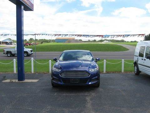 2013 Ford Fusion for sale in Angola, IN