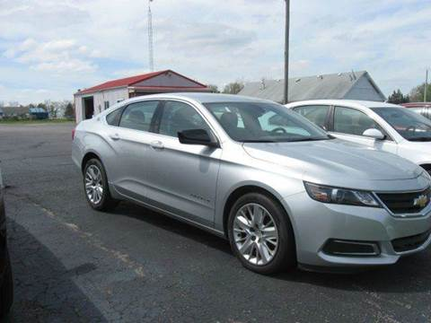 2014 Chevrolet Impala for sale in Angola, IN