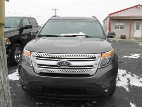 2015 Ford Explorer for sale in Angola, IN
