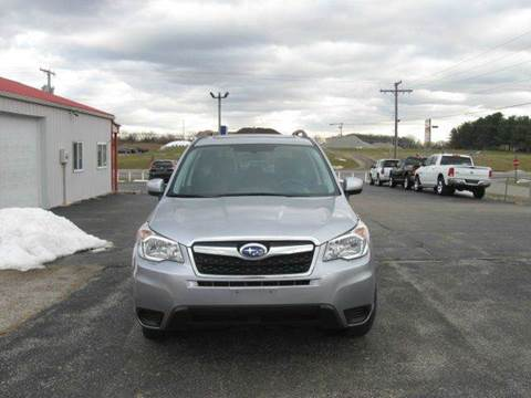 2015 Subaru Forester for sale in Angola, IN