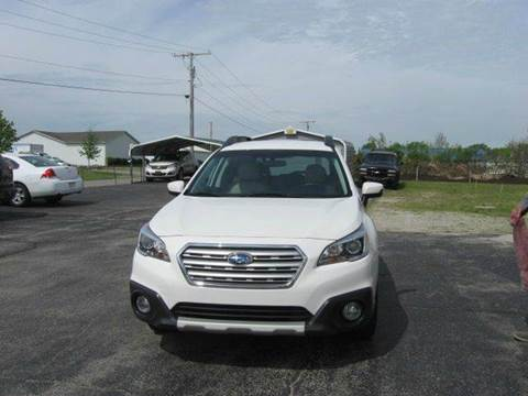 2016 Subaru Outback for sale in Angola, IN
