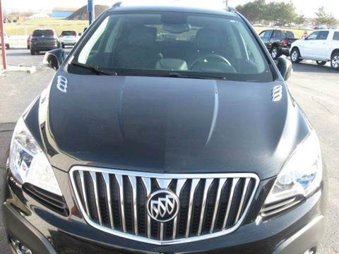 2015 Buick Encore for sale in Angola, IN