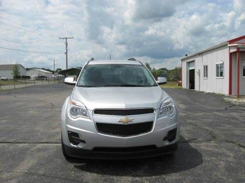 2015 Chevrolet Equinox for sale in Angola, IN