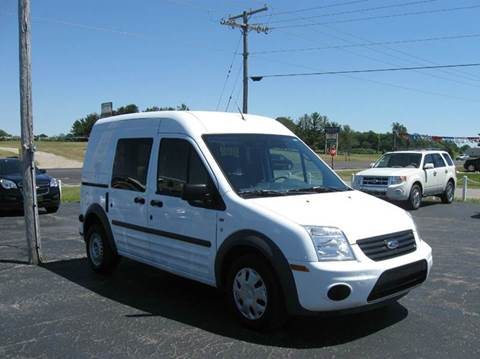 2013 Ford Transit Cargo for sale in Angola, IN