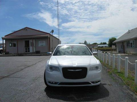 2015 Chrysler 300 for sale in Angola, IN