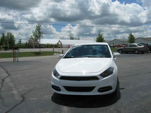 2014 Dodge Dart for sale in Angola, IN