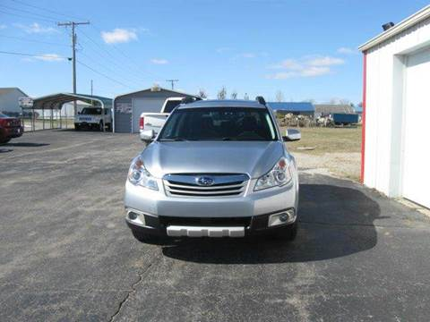 2012 Subaru Outback for sale in Angola, IN