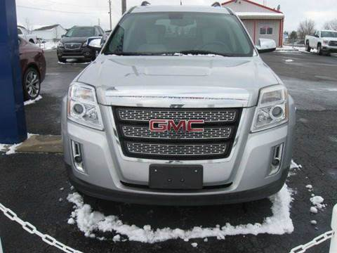 2010 GMC Terrain for sale in Angola, IN