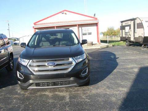 2015 Ford Edge for sale in Angola, IN
