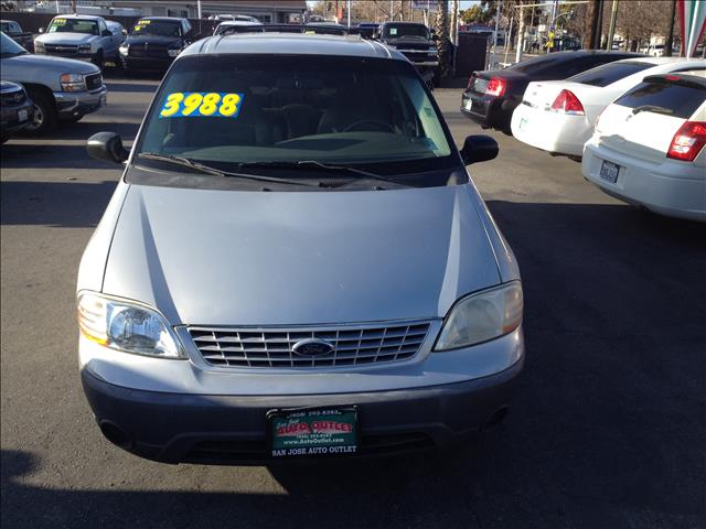 2001 FORD WINDSTAR LX silver dont forget your online car loan application   this is an
