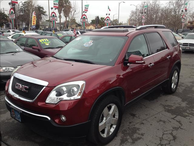 2007 GMC ACADIA SLT-2 AWD burgundy this is an internet offer so please ask for the internet sales