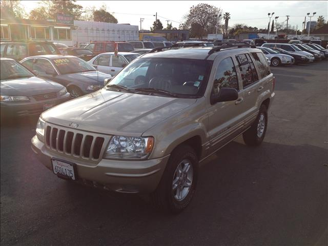 2000 JEEP GRAND CHEROKEE LIMITED 4WD gold this is an internet offer so please ask for the interne