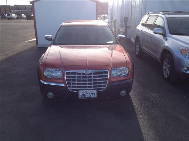 2005 CHRYSLER 300C C orangeblack this is an internet offer so please ask for the internet sales