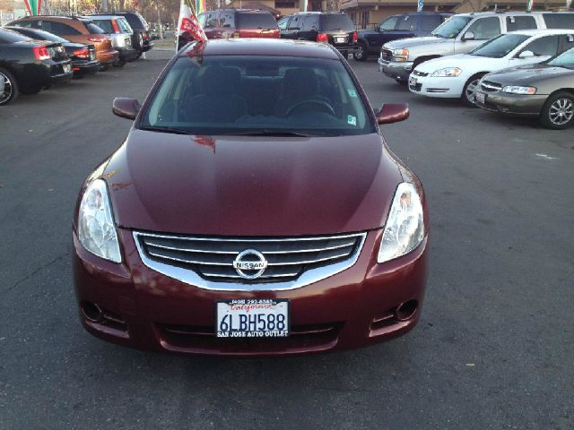 2010 NISSAN ALTIMA 25 S burgundy dont forget your online car loan application    this