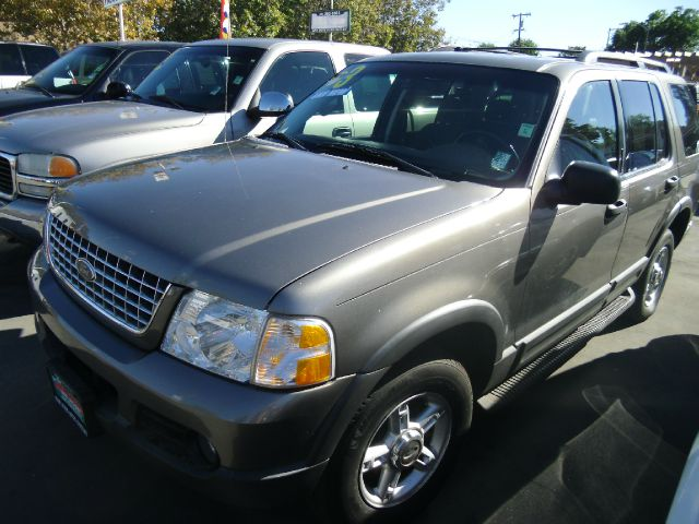 2003 FORD EXPLORER XLT 40L 4WD gray do not forget your on line car loan application go