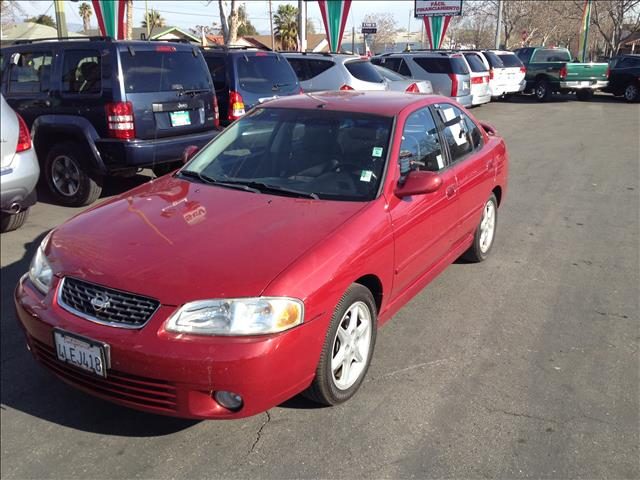 2000 NISSAN SENTRA SE burgundy this is an internet offer so please ask for the internet sales tea