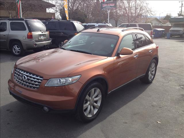 2003 INFINITI FX35 FX35 AWD copper this is an internet offer so please ask for the internet sales
