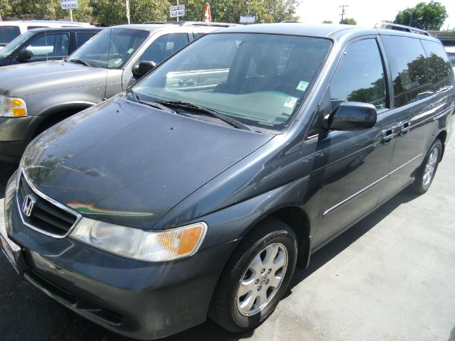 2003 HONDA ODYSSEY EX gray do not forget your on line car loan application go to   www