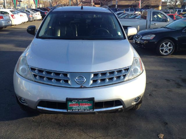 2006 NISSAN MURANO SL 2WD silver dont forget your online car loan application go to