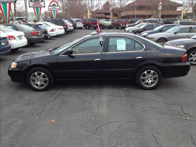 2001 ACURA TL 32TL black dont forget your online car loan application go to   http