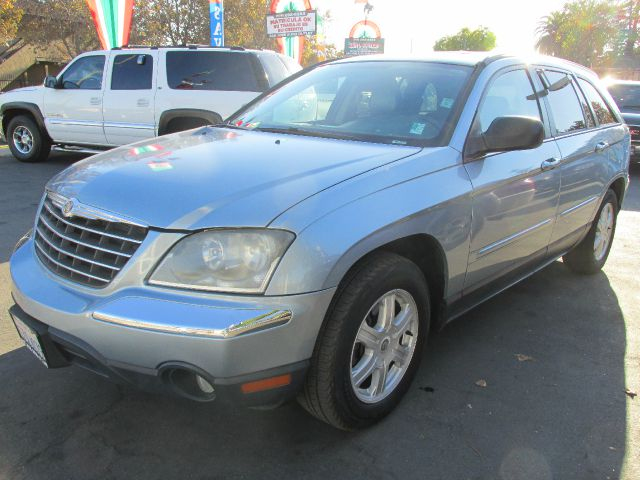 2006 CHRYSLER PACIFICA TOURING blue do not forget your on line car loan application go t