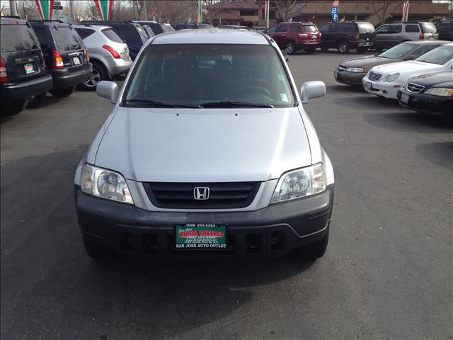 2001 HONDA CR-V EX 4WD silverr this is an internet offer so please ask for the internet sales tea