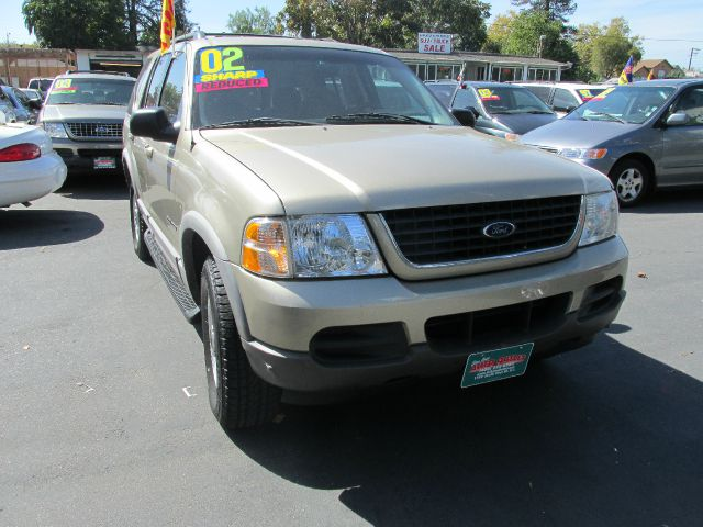 2002 FORD EXPLORER XLT 2WD gold do not forget your on line car loan application go to