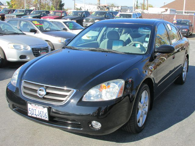 2003 NISSAN ALTIMA 35 SE black 2003 nissan altima 35 se sedan 4d v6  35 se sedan 4d v6 35 li