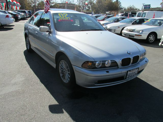2002 BMW 5 SERIES 540I silver do not forget your on line car loan application go to   w