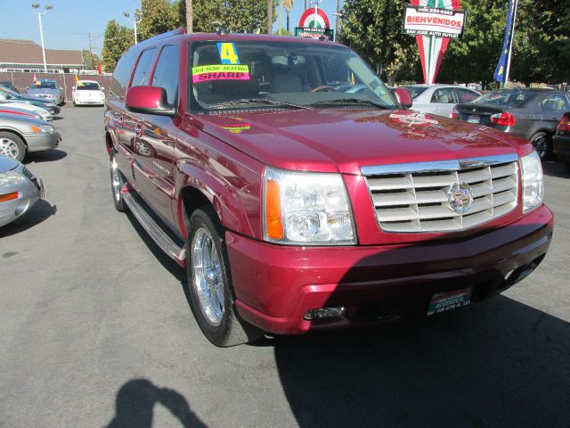 2004 CADILLAC ESCALADE ESV ESV PLATINUM EDITION marron do not forget your on line car loan ap