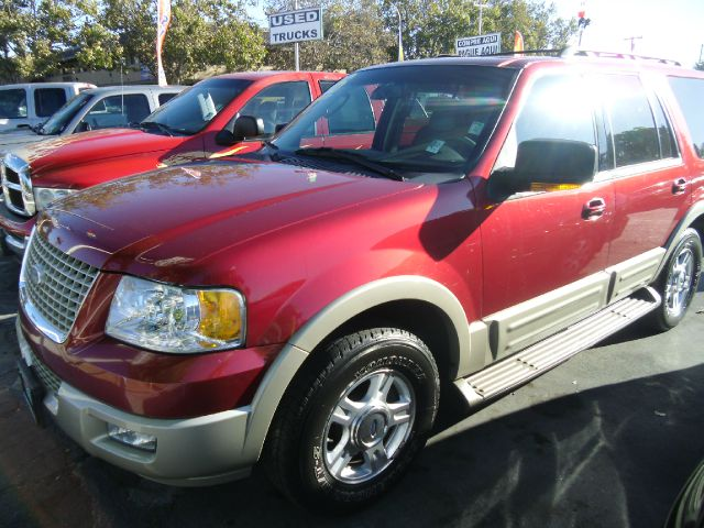 2006 FORD EXPEDITION EDDIE BAUER 2WD red do not forget your on line car loan application