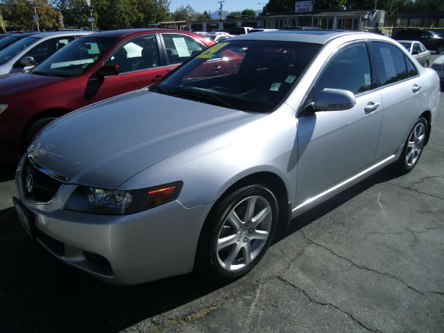 2004 ACURA TSX 5-SPEED AT WITH NAVIGATION SYS silver do not forget your on line car loan appl