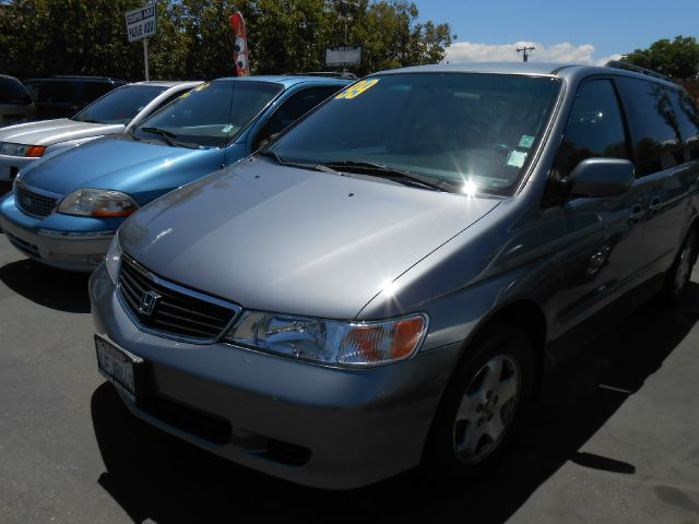 1999 HONDA ODYSSEY EX grey do not forget your on line car loan application go to   www