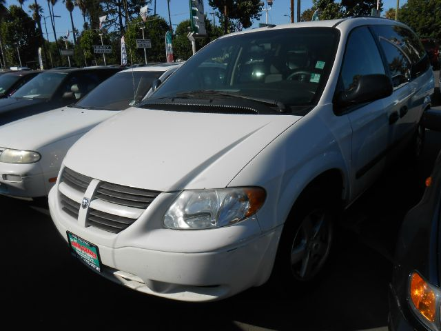 2007 DODGE GRAND CARAVAN SE white abs brakesair conditioningamfm radioanti-brake system 4-whe