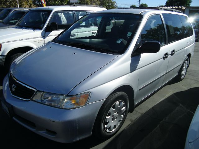 2001 HONDA ODYSSEY LX silver do not forget your on line car loan application go to   ww