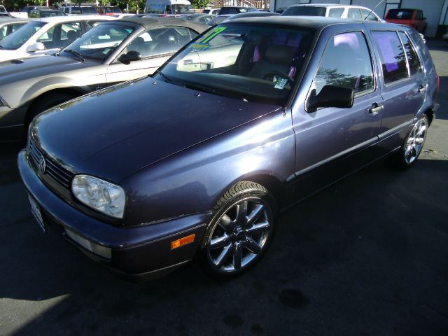 1997 VOLKSWAGEN GOLF GL blue do not forget your on line car loan application go to   ww