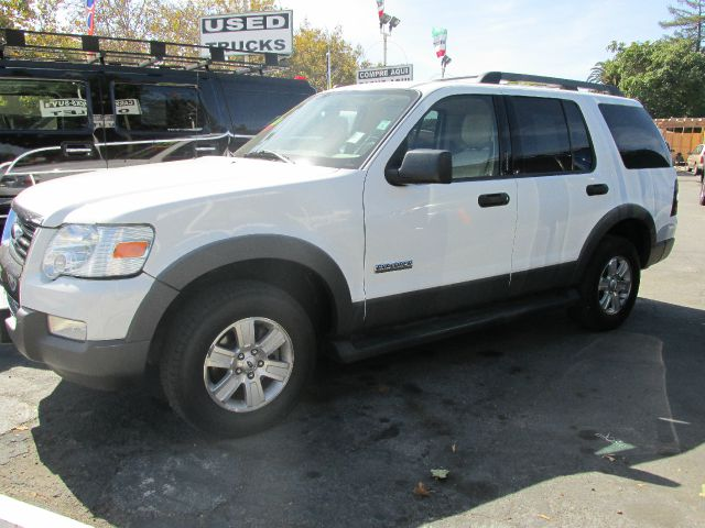2006 FORD EXPLORER XLT 46L 2WD white dont forget your online car loan application go t