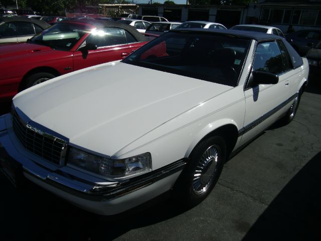 1992 CADILLAC ELDORADO COUPE white do not forget your on line car loan application go to