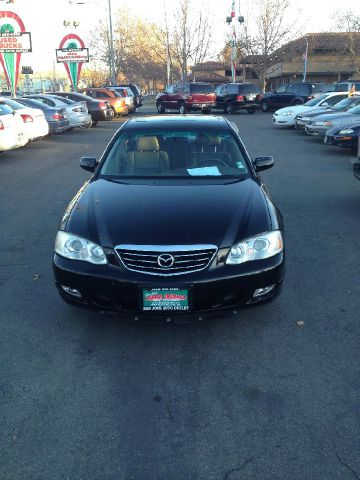 2001 MAZDA MILLENIA S black dont forget your online car loan application go to   http