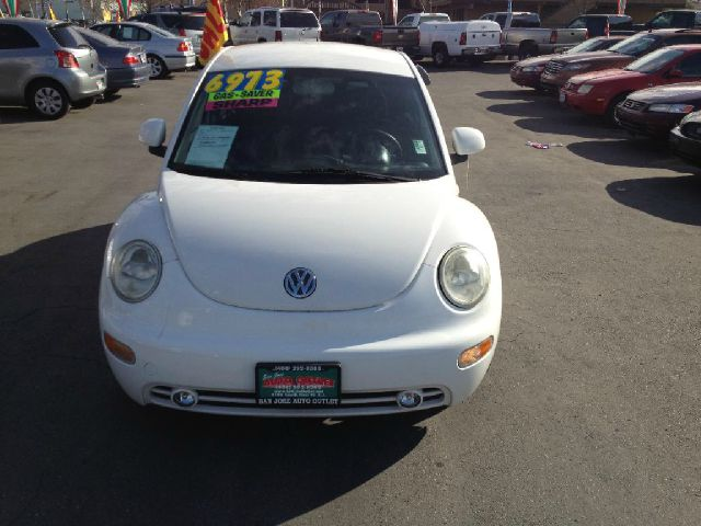 1999 VOLKSWAGEN NEW BEETLE GLS 20 white dont forget your online car loan application g