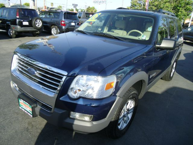 2006 FORD EXPLORER XLT 40L 2WD blue do not forget your on line car loan application go