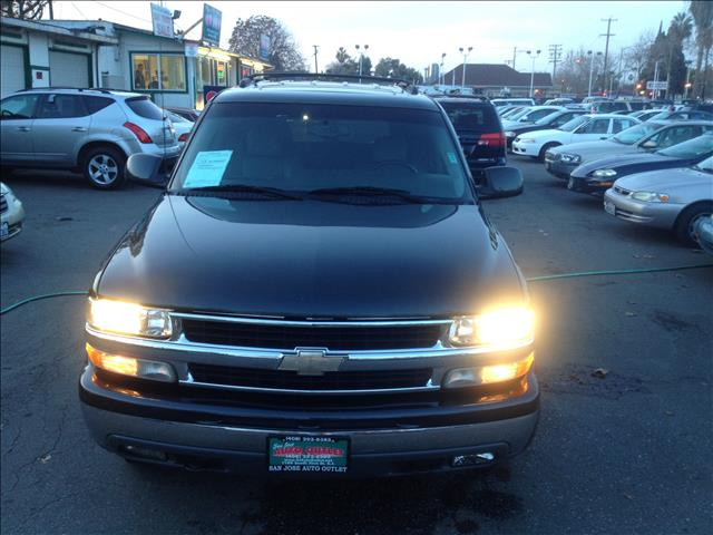 2003 CHEVROLET TAHOE 4WD black this is an internet offer so please call the internet sales team f