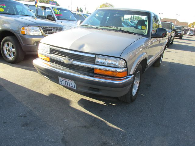 1998 CHEVROLET S10 LS EXT CAB 2WD gold do not forget your on line car loan application