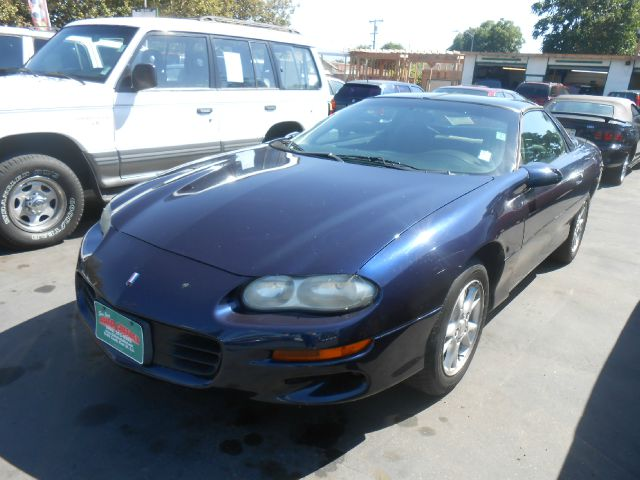 2000 CHEVROLET CAMARO COUPE blue do not forget your on line car loan application go to
